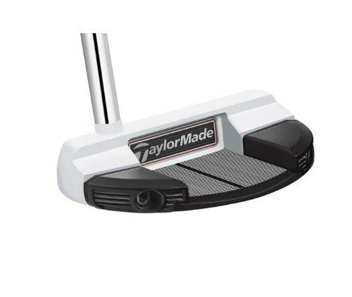 TaylorMade Men's Spider Mallet Steel Golf Putter, Left Hand, 38-Inch