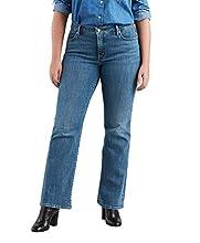 Levi's Women's Plus-Size Classic Bootcut Jeans, Monterey Drive, 42 (US 22) R