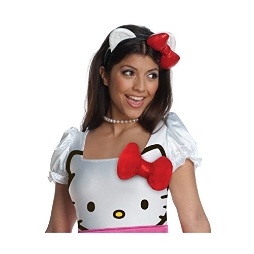 802bd6312 GSG Hello Kitty Costume Adult Womens Sexy Halloween Fancy - Import It All