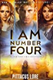 [I Am Number Four] (By: Pittacus Lore) [published: August, 2011]