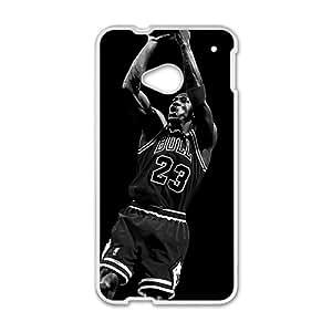 NICKER Michael Jordan NBA Phone Case for HTC One M7