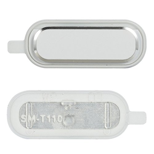 BisLinks Replacement White Home Button Key Keypad for Samsung Galaxy Tab 3 7.0 P3210