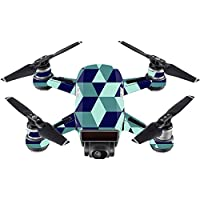 Skin For DJI Spark Mini Drone – Geo Tile | MightySkins Protective, Durable, and Unique Vinyl Decal wrap cover | Easy To Apply, Remove, and Change Styles | Made in the USA