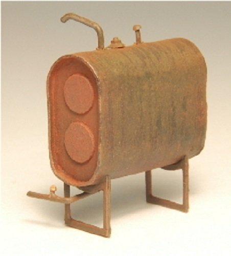 (GC Laser New HO Scale 250 gal. FUEL TANK 7/8