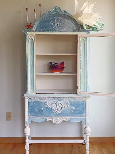 Cabinets Painted Hand Curio - China, Curio Cabinet