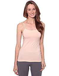 Women's Camisole Tank Tops - Bamboo Viscose Layering Top by Texere (Halona)