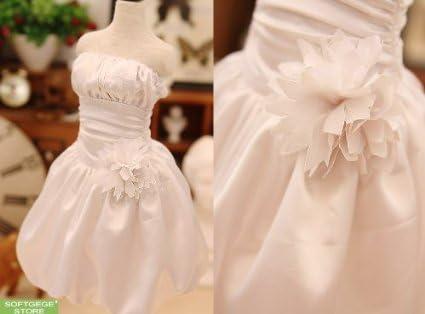 Accept custom Hot Sale 1//3 1//4 BJD SD DD MSD Doll Clothes Sweet Cute Strapless
