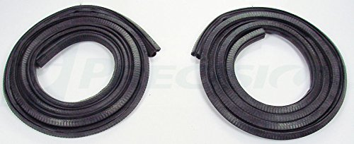 Precision Automotive 88-99 Chevy/GMC Door Gaskets Weatherstrip Seal Kit Truck Suburban Tahoe ()