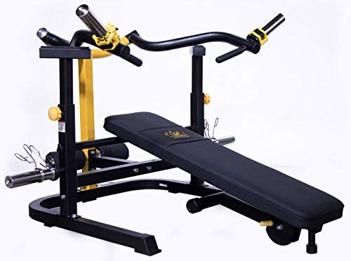 Fitking ISO Chest Machine – Plate Loaded