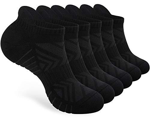 Benirap Sneaker Socken, Schwarz, M