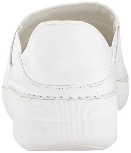Mocasines leather 194 Fitflop Para Superloafer Blanco White urban Mujer wxqpCv