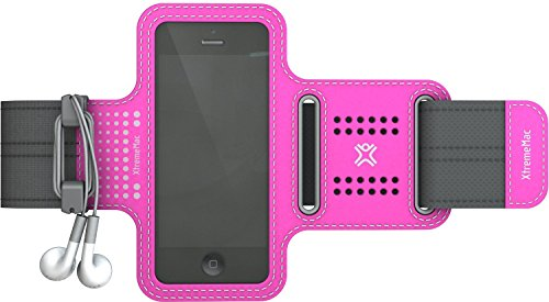 XtremeMac IPP-SPN-33 Sportwrap for iPhone 5/5s - Pink
