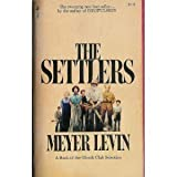 The Settlers, Meyer Levin, 0553263498