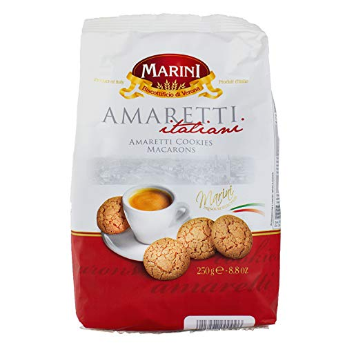 italian amaretti cookies - 2