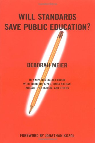 Will Standards Save Public Education