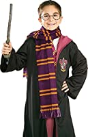 Rubie's Official Harry Potter Scarf Fancy Dress Book Week Kids Childrens Costume Oufit Accessory