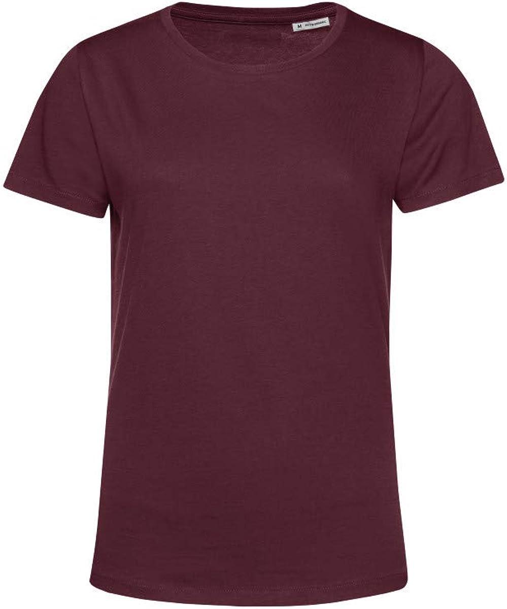 Maglietta da Donna #Organic E150 B/&C Collection TW02B