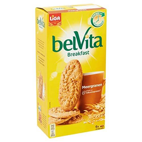 Chocolate Biscuits | BelVita | Desayuno Chocolate 24 Bizcochos ...
