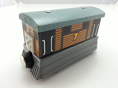 Thomas & Friends Toby Wooden Magnetic Toy Train Loose New In Stock