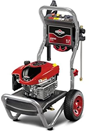 Briggs & Stratton 20588 2500 PSI Pressure Washer