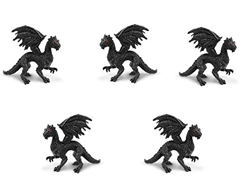 Safari Good Luck Minis - Twilight Dragon (Set of 5)
