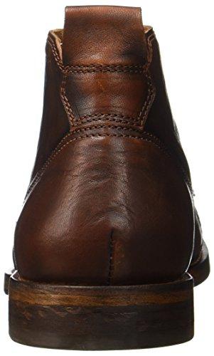 TEN POINTS Herren New Mercury Desert Boots Braun (Rust)