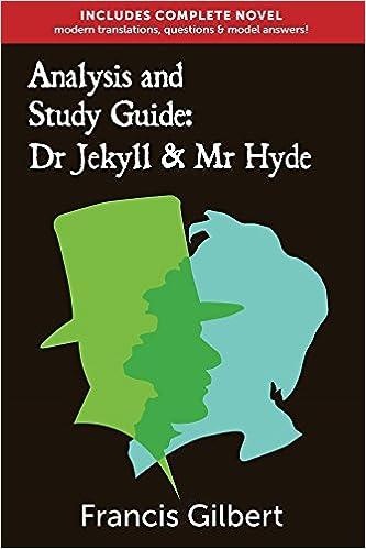 Summary, analysis, text & translation: dr jekyll & mr hyde.