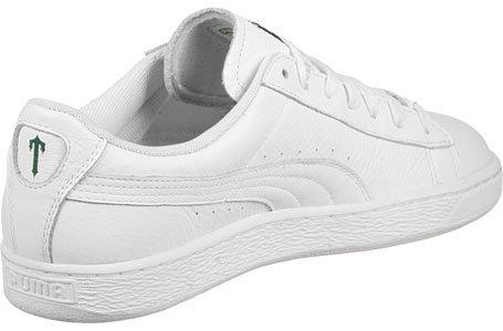 Puma x Trapstar Basket Schuhe 7,5 white/glacier