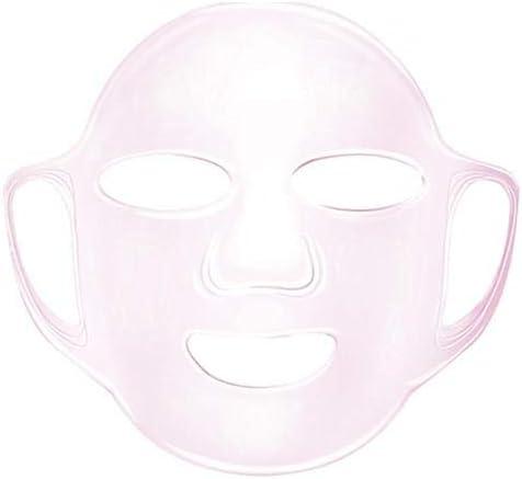 Máscara de silicona Colinsa DIY para colgar en la oreja, fija, protección anti-goteo, evaporación de agua, máscara de doble absorción