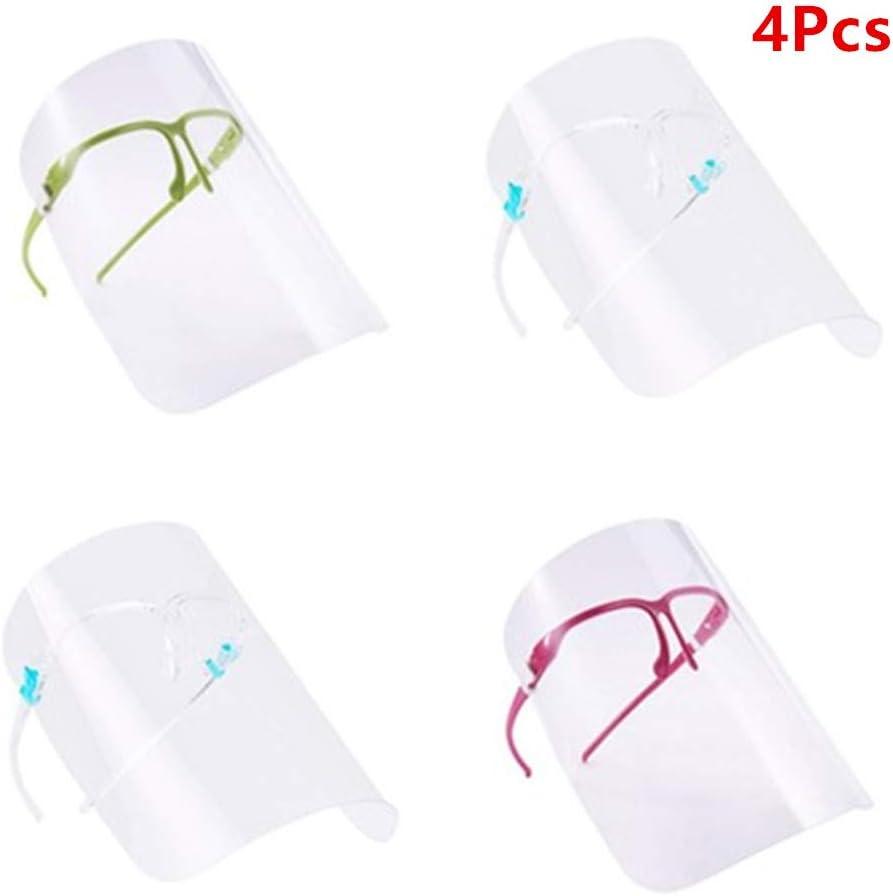 PiniceCore -4Pcs Máscara antiquemaduras para prevenir el aceite y evitar quemaduras: Amazon.es: Hogar
