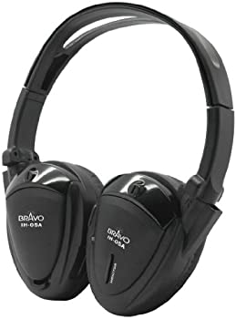 Bravo View IH-05A Over-Ear Wireless Bluetooth Headphones