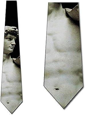 Corbata para hombre Michelangelo David Tie: Amazon.es: Salud y ...