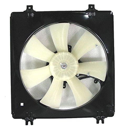 Depo 317-55043-101 Radiator Fan Assembly (HONDA ACORD COUPE/SEDAN 3.5L 08-12 PASSENGER SIDE) (Radiator Motor Cooling Side Fan)