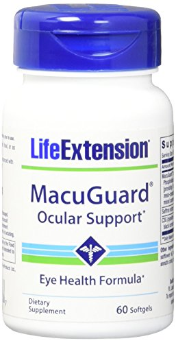 Life Extension Macuguard Support Softgels