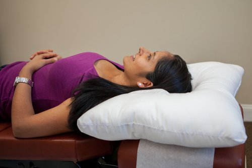 Arc4life Cervical Linear Traction Pillow product image