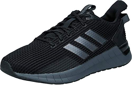 adidas Questar Ride, Zapatilla, Core Black-Night Metallic-Grey Six