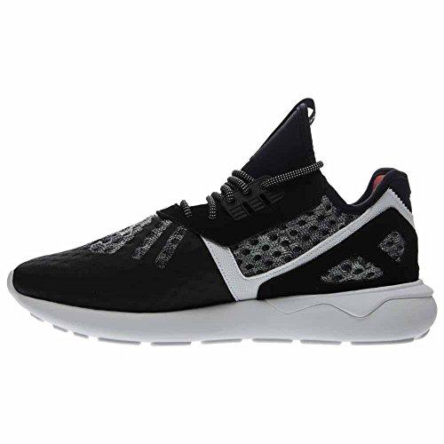 Adidas Heren Buisvormige Runner Zwart