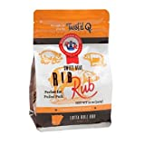 American Royal Sweet & Heat Rib Rub (12 oz.) (pack of 6)