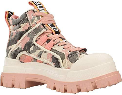 Buffalo Damen Panthera Mid Combat Boots