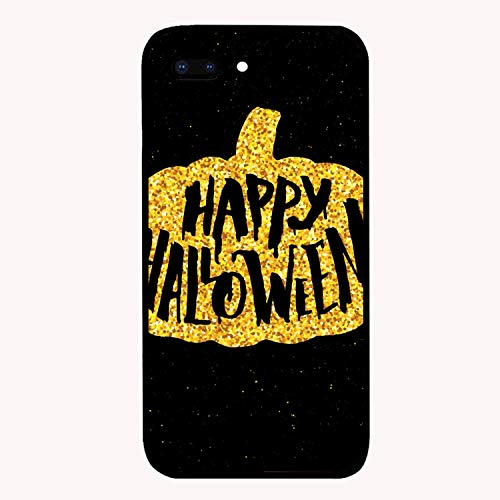 Happy Halloween Party Phone Case Compatible for iPhone 7/8 Plus,Luxury Ultr-Thin PC Back Protect Case Compatible for iPhone 7/8 Plus -
