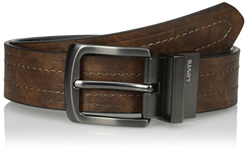 Levis Mens 16 Reversible Belt