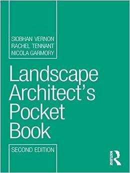 Book Landscape Architect's Pocket Book (Routledge Pocket Books)