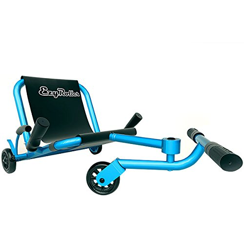 EzyRoller Classic Ride On, Blue, One Size
