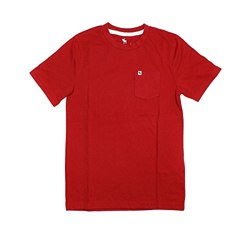 abercrombie-fitch-boys-iconic-crew-neck-pocket-t-shirt-10-15-16-red