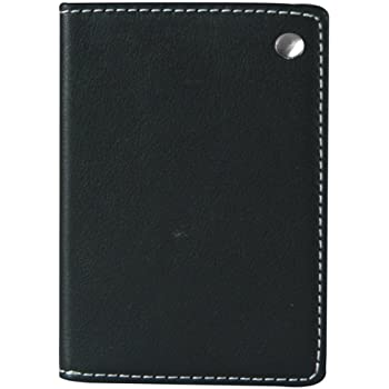 Amazon leather fan out businesscredit card holder with fan out business credit card holder black reheart Choice Image