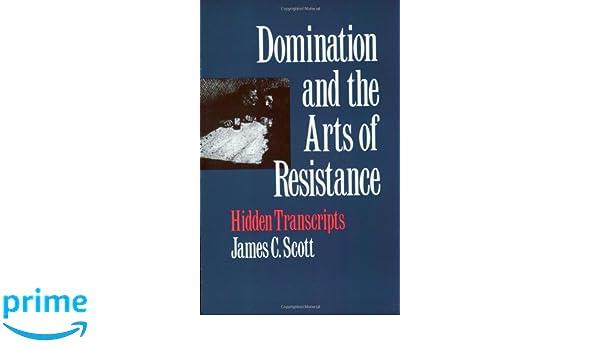 Arts domination hidden resistance transcript