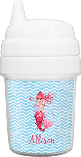 - Mermaid Baby Sippy Cup (Personalized)