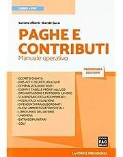 Paghe e contributi. Manuale operativo. Con ebook