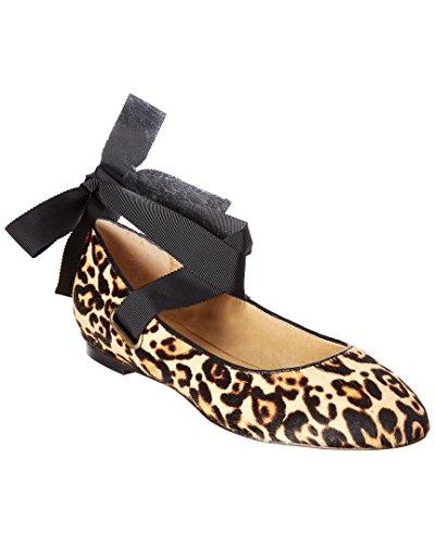 Splendid Women's Renee II Ballet Flat, Leopard, 6.5 M (Splendid Leopard)