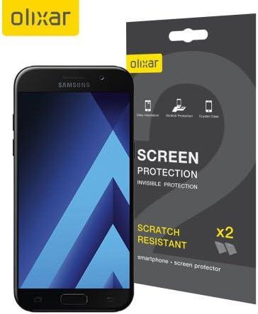 Olixar Samsung Galaxy A5 2017 protector de pantalla (2 unidades ...